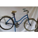 1960s Huffy Twin Bar Bicycle