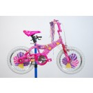 Used Dynacraft Barbie Bicycle 10""