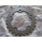 Sakae Ringyo SR chainring #363 74 bcd 26 t NOS steel