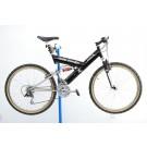 "1997 Gary Fisher Joshua Full Suspension Mountain Bicycle 19"""