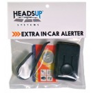 InCarAlerter HeadsUp System - by HeadsUp Systems