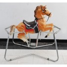 1967 Blazon Bouncing Spring Deluxe Horse Ride