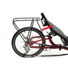 "ICE Recumbent Tricycle Rack fitting kit, 20"" Rigid"