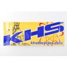 Vintage KHS Road Racing Bicycle Poster