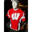 Cycling Jersey - University of Wisconsin - Madison