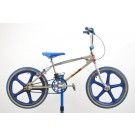 1982 Chrome Mongoose BMX Bicycle 12""