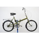 1972 Raleigh Twenty Folding Bicycle 17""