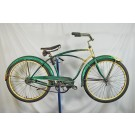 1954 Schwinn Wasp Balloon Tire Bicycle