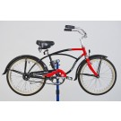 New 1996 Schwinn Cruiser SS Kids Bicycle 13""