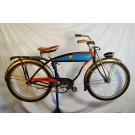 1952 Schwinn Panther Balloon Tire Bicycle