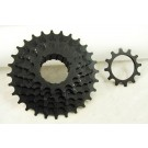 NOS Suntour Standard Accushift 7 speed Cassette 12/28