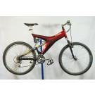 1995 Trek Y22 full suspension mtb mountain bike bicycle Ice Red Xray XT