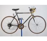1980 AMF Black Gold 10 Speed Road Bicycle 56cm