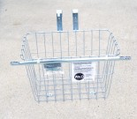 Wald Handlebar Basket - Chrome For Sale Online