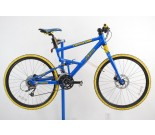 """Cannondale Jekyll Full Suspension Mountain Bicycle 17"""""""