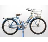 "1955 Columbia 5-Star Ladies Cruiser Bicycle 18"""