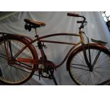 1955 Schwinn D15 Hornet Balloon Tire Bicycle