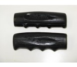 Used Schwinn Approved Teardrop Cushion Grips in Black