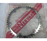 Nervar 47 t steel inner chainring 6 bolt for Stronglight 55