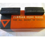 Fibrax 245 replacement brake pads for John Bull calipers