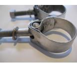 Zeus Alfa Road bike Brake lever clamps NOS pair