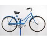 "1970s Huffy Step Through Cruiser Bicycle 18"""