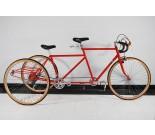 Ken Rogers Tandem Road Tricycle