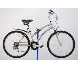 Used Land Rider Auto Shift Comfort Hybrid Bicycle 15""