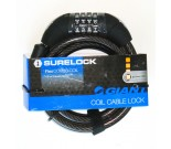 Coil Cable Combo Lock - By Giant For Sale Online