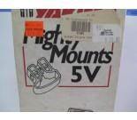 Yakima car rack Mighty Mounts 5V