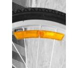 Orange Wheels Reflectors - By Cat Eye