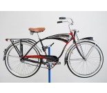 New 1995 Schwinn Black Phantom Reproduction Bicycle 18.5""