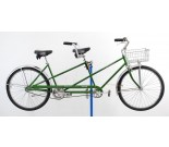 "1973 Schwinn Twinn Tandem Bicycle 20""/19"""