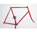 1986 Schwinn World Sport Bicycle Frame 64cm