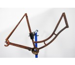 """1900 Pope Mfg Columbia Shaft Drive Chainless Ladies Bicycle Frame 22"""""""