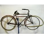 1920's Wooden Rim Motorbike Bicycle