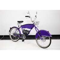 Cheetos Chester Cheetah Motorcycle Bicycle