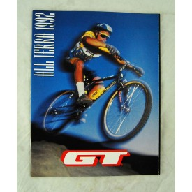 1992 GT All Terra Bike Catalog NOS