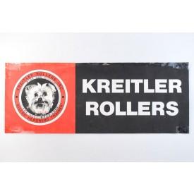 Kreitler Rollers Killer Headwind Trainer Mascot Poster